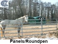 Panels/Roundpens