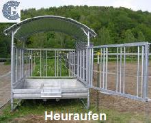 Heuraufen