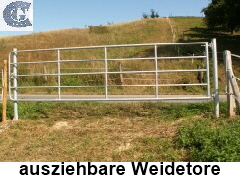 Weidetore